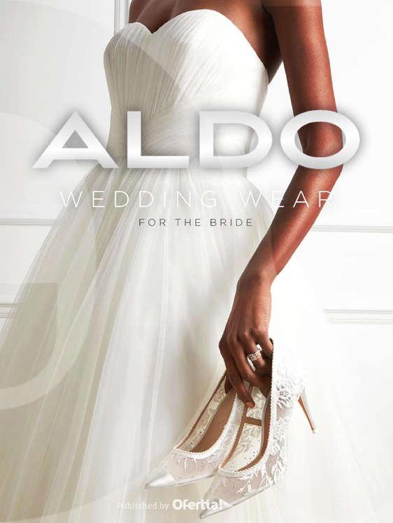 Ofertas de Aldo, Wedding Wear BRIDE