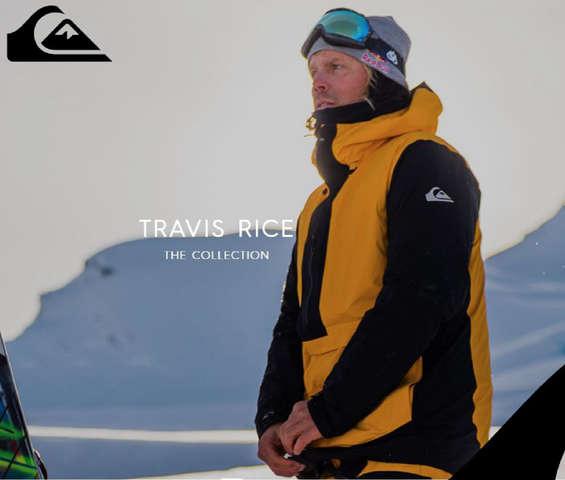 Ofertas de Quiksilver, Travis Rice