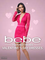 Ofertas de Bebe, Valentine's Day Dresses