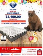 Ofertas de Atlas Del Descanso, Descuentos exclusivos Spring Air