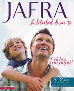 Ofertas de Jafra, Celebra con papá