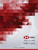 Ofertas de HSBC, Tarjeta de Crédito HSBC Fusion
