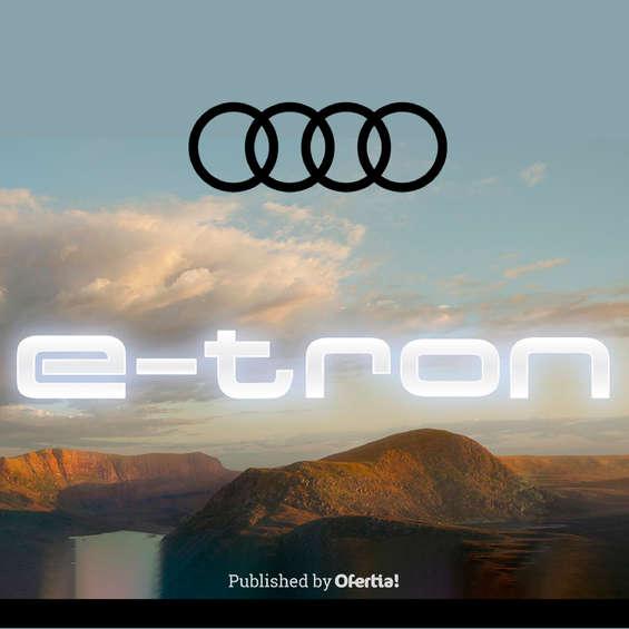 Ofertas de Audi, E-tron