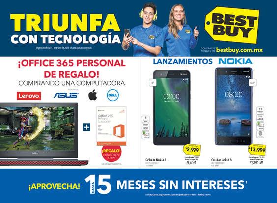 Ofertas de Best Buy, Triunfa con tecnología