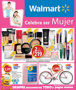 Ofertas de Walmart, Celebra ser Mujer