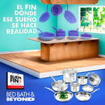 Ofertas de Bed Bath & Beyond, Buen Fin Bed, Bath & Beyond