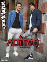 Ofertas de Aditivo, Otoño Invierno Joggers
