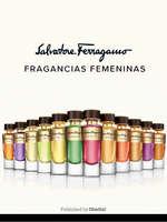 Ofertas de Salvatore Ferragamo, Salvatore Ferragamo fragancias femeninas