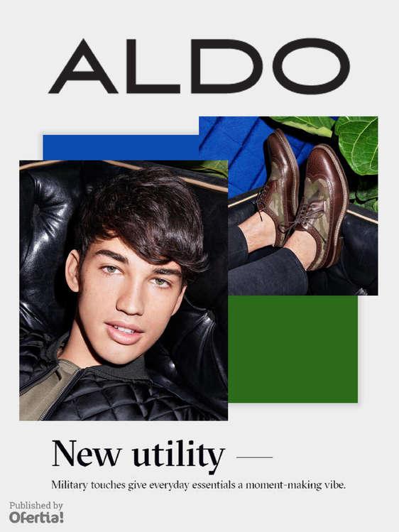 Ofertas de Aldo, New Utility