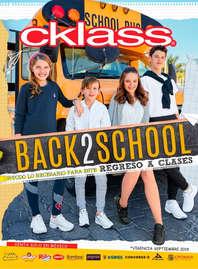Back 2 school / Regreso a clases