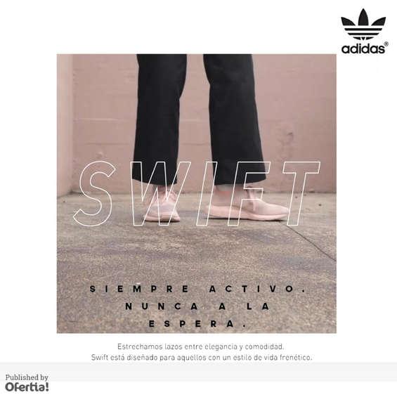 Ofertas de Adidas, SWIFT