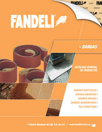 Catálogo Bandas