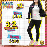 Ofertas de Britos Jeans, Back to School