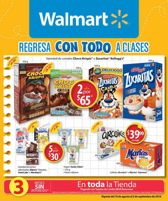 Ofertas Walmart Cuautitlán Izcalli - Folleto Walmart Promociones ...