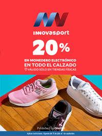 20% en todo el calzado | Monedero Electrónico
