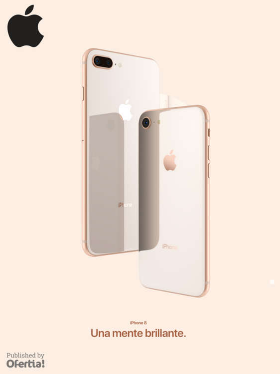 Ofertas de Apple, iPhone 8