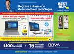 Ofertas de Best Buy, Regresa a clases con descuentos en tecnología