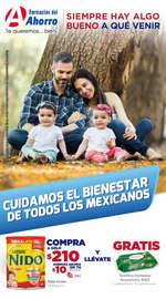 Cuidamos el bienestar de todos los mexicanos