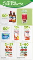 Ofertas de Farmacias del Ahorro, Cuidamos el bienestar de todos los mexicanos