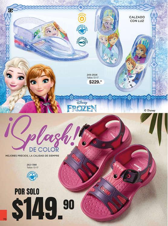 7bc1180c981d Sandalias bebé en Acámbaro - Catálogos, ofertas y tiendas donde ...