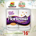 Ofertas de Superette, Maxi Rollo Hortensia