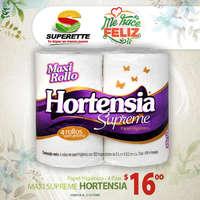 Maxi Rollo Hortensia