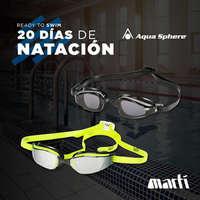 20 días de natación