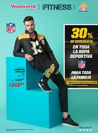 Fitness NFL - Reyes
