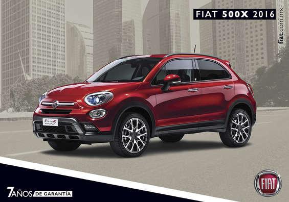 Ofertas de Fiat, 500X 2016