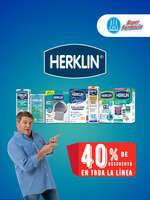 Ofertas de Herklin, Herklin 40% de descuento en toda la línea