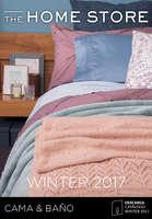 Ofertas de The Home Store, Winter 2017 CAMA & BAÑO