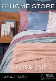 Winter 2017 CAMA & BAÑO