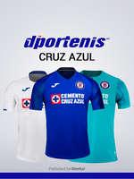 Ofertas de Dportenis, Cruz Azul
