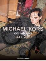 Ofertas de Michael Kors, Fall 2019