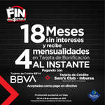 Ofertas de Sam's Club, Promociones Buen Fin MSI