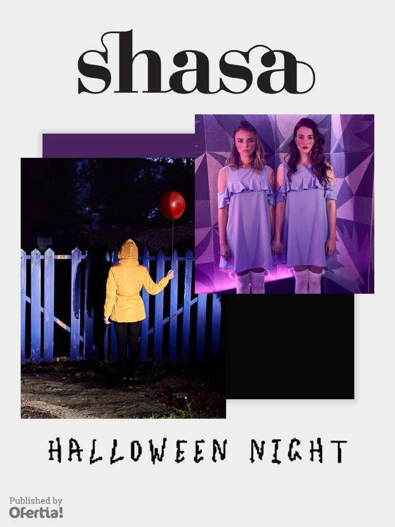 Ofertas de Shasa, Halloween Night