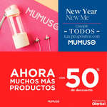 Ofertas de Mumuso, New year new me
