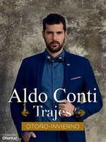 Ofertas de Aldo Conti, Trajes Otoño-Invierno