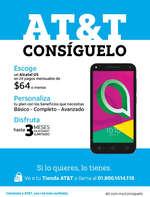Ofertas de AT&T, Consíguelo