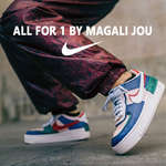Ofertas de Nike, All for 1 By Magali Jou