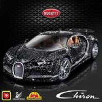 Bugatti Swarovski