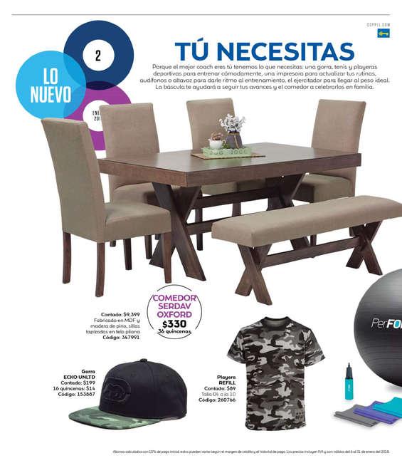 Muebles de comedor en Macuspana - Catálogos, ofertas y tiendas donde ...