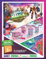 Ofertas de Soriana Express, Zona Magica Juguetes que encantan
