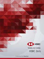 Ofertas de HSBC, Tarjeta de Crédito HSBC Zero