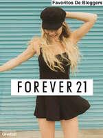 Ofertas de Forever 21, Bloggers