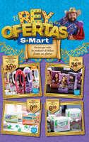 Ofertas de S-Mart, El Rey de las Ofertas- Díptico Belleza Chihuahua