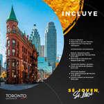 Ofertas de Mundo Joven, Recorre Toronto