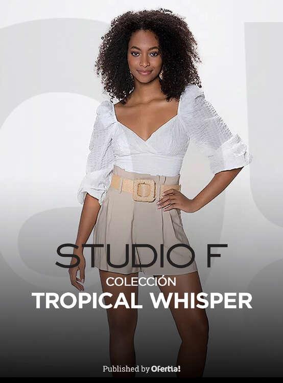 Ofertas de Studio F, Tropical Whisper