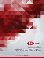 Ofertas de HSBC, Tarjeta de Crédito HSBC Premier World Elite