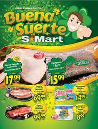 Buena Suerte S-Mart -  Sendero